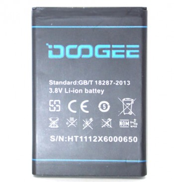 Аккумулятор Doogee X5 Max/X5 Max PRO (3800mAh) оригинал