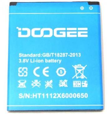 Аккумулятор Doogee X5/Х5 PRO оригинал (3000 mAh)