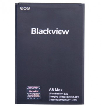 Аккумулятор Blackview A8 Max оригинал