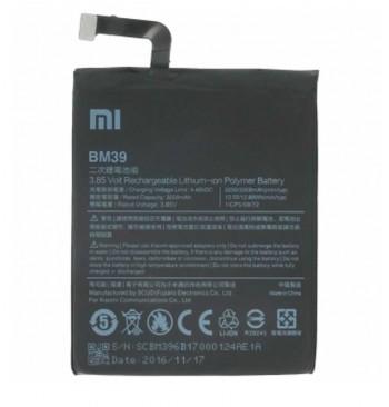 Аккумулятор Xiaomi Mi6 BM39 3250mAh оригинал