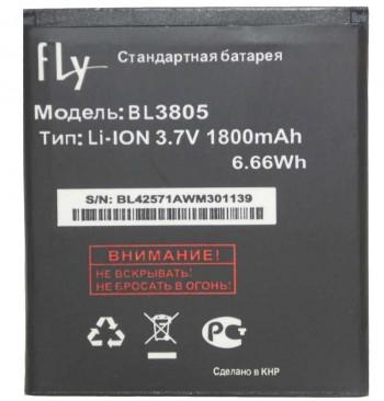 Аккумулятор Fly BL3805 (IQ4404) оригинал