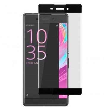 Защитное Стекло Sony XA (F3112) 3D черное