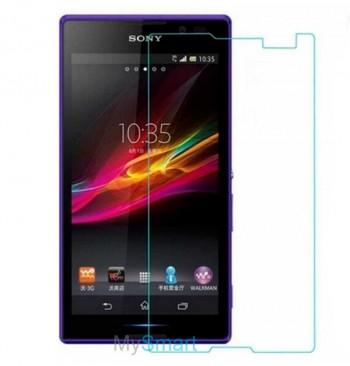 Защитное стекло Sony Xperia C /C2305/S39h