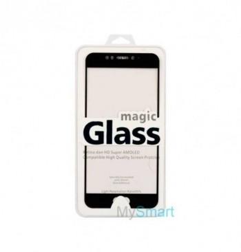 Защитное стекло Nokia 6 Full Screen черное