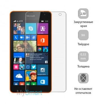 Защитное стекло Microsoft Lumia 535