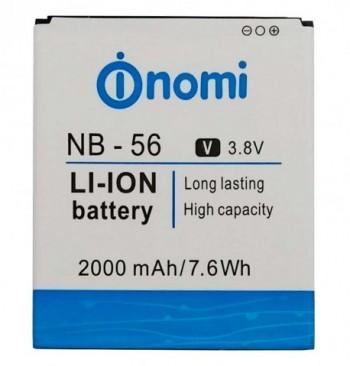 Аккумулятор Nomi NB-56 (i503) оригинал