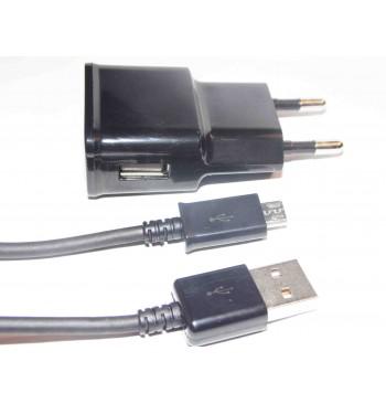 СЗУ USB Original Quality Samsung + cable MicroUSB 2A Black (ETA-U90EBE)
