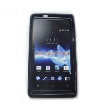 Силиконовый чехол Sony E/C1504/C1505