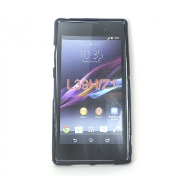 Силиконовый чехол Sony L39H/Z1