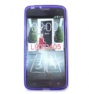 Силиконовый чехол LG L90/D405