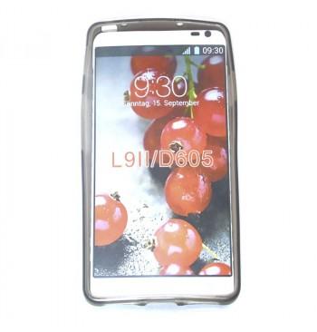 Силиконовый чехол LG L9II/D605