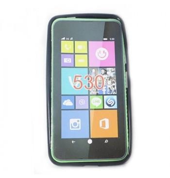 Силиконовый чехол Nokia 530