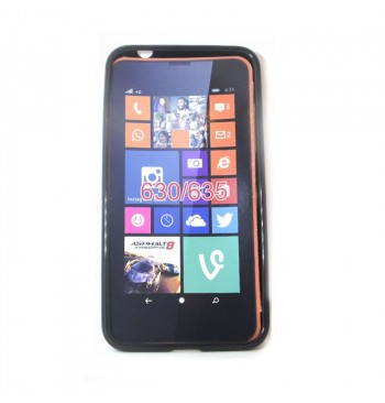 Силиконовый чехол Nokia 630/635