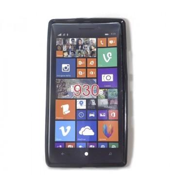 Силиконовый чехол Nokia 930