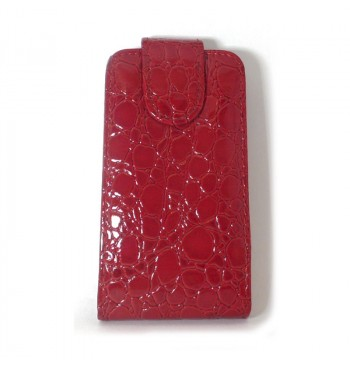 Чехол-флип Nokia Lumia 620 красный