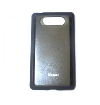 Чехол-накладка Nokia N820 черный