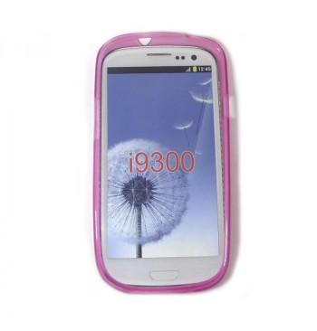 Силиконовый чехол Samsung i9300