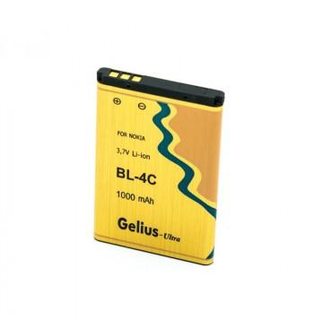 Аккумулятор Gelius Ultra Nokia 4C 1000mAh