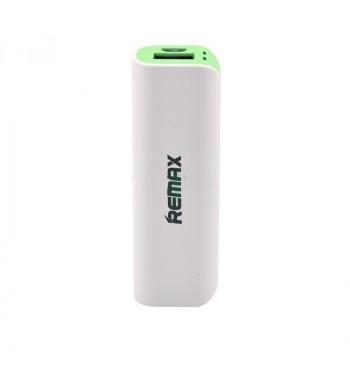 Дополнительная батарея Remax (Copy) Mini 2600mAh Green