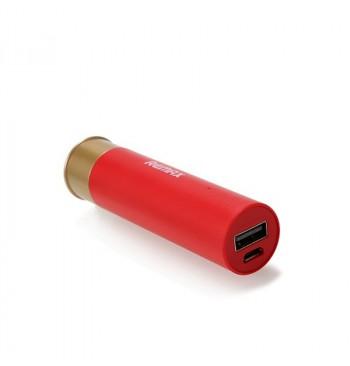 Дополнительная батарея Remax (OR) RPL-18 Shell 2500mAh Red