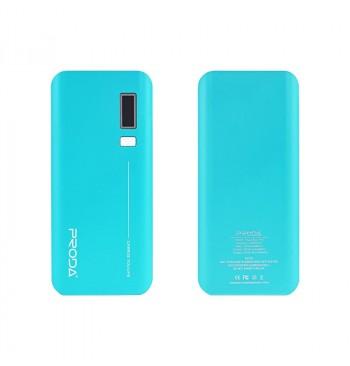 Дополнительная батарея Proda Jane V10i 20000mAh Blue