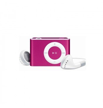 MP3 player SLIM pink + HF