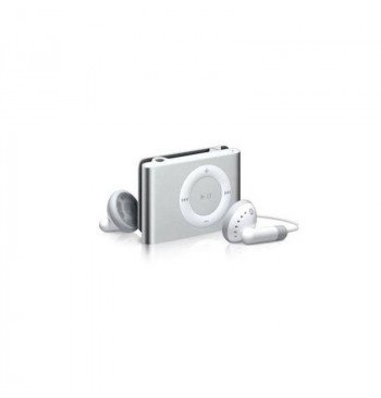 MP3 player SLIM silver + HF