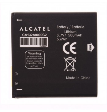 Аккумулятор Alcatel C5/OT5036 (CA132A0000C2) оригинал