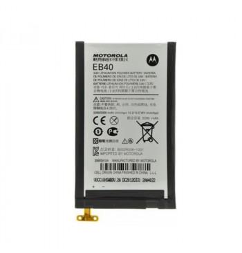 Аккумулятор Motorola EB40 (XT910/XT912/XT916) оригинал