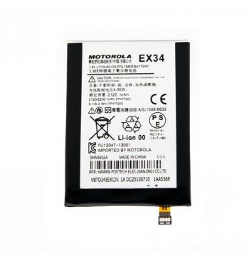 Аккумулятор Motorola EX34 (XT1055/XT1053/XT1056/XT1058/XT1060) оригинал