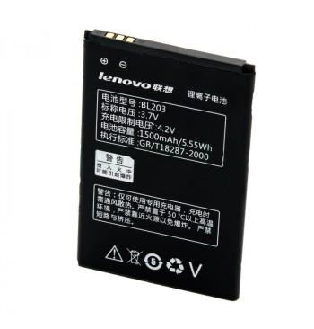 Аккумулятор Lenovo A208/A369/A308 (BL203) оригинал