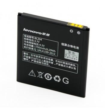 Аккумулятор Lenovo A670 (BL204) оригинал