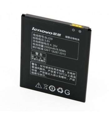 Аккумулятор Lenovo A808/A8 (BL229) оригинал