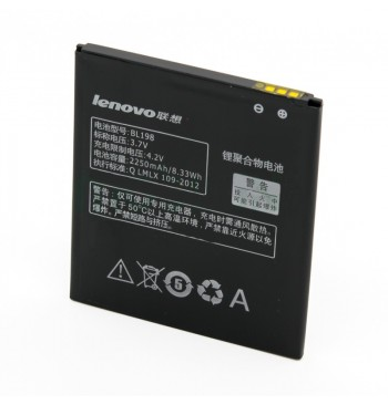 Аккумулятор Lenovo A850 (BL198) оригинал