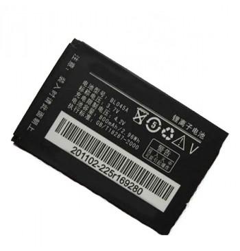 Аккумулятор Lenovo E118/E210/E217/E268/E369/ i300/ii370/ i389 (BL045A) оригинал