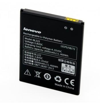 Аккумулятор Lenovo S660/S668T (BL222) оригинал
