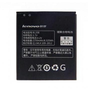 Аккумулятор Lenovo S920 (BL208) оригинал