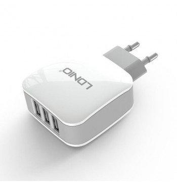 Сетевое зарядное устройство AC-70 +cable micro usb