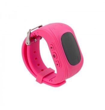 Детские умные часы с GPS трекером GW300 (Q50) Red