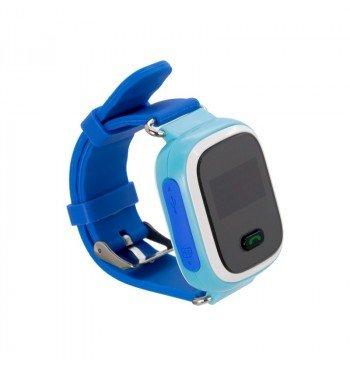 Детские умные часы с GPS трекером GW900 (Q60) Blue