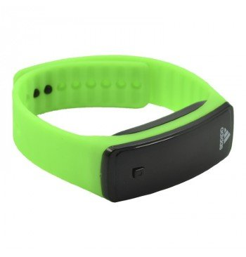 LED Watch Adidas Green