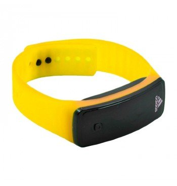 LED Watch Adidas Yellow