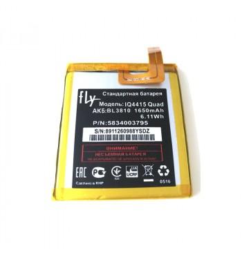 Аккумулятор Fly BL3810 (IQ4415) оригинал