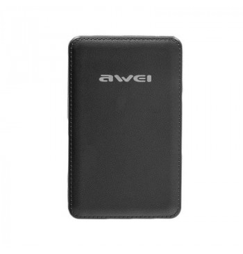 Дополнительная батарея Awei P84k (10400mAh) 2.1A Black