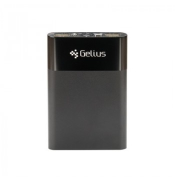 Дополнительная батарея Gelius Ultra Slim 8000mAh 2.1A Black