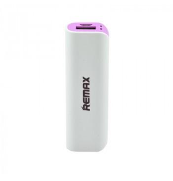 Дополнительная батарея Remax (OR) RPL-3 Mini White 2600mAh Pink