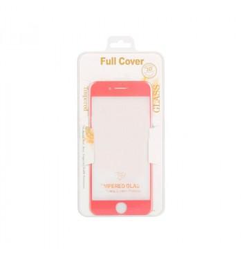 Защитное стекло iPhone 7 3D Red