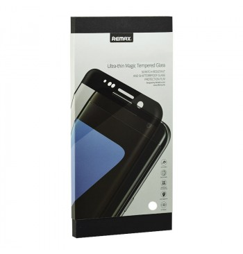 Защитное стекло Remax 3D iPhone 6 Plus Black