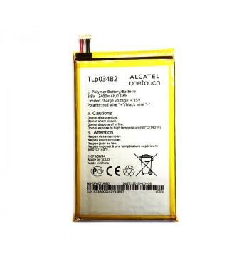 Аккумулятор Alcatel OneTouch Pop S9 (7050), Hero (8020D) (TLp034B2) оригинал