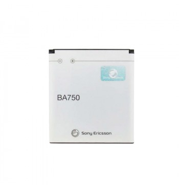 Аккумулятор Sony Ericsson BA750